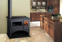 Cooking Stoves with Back Boiler