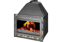 Fireboxes with Back Boiler